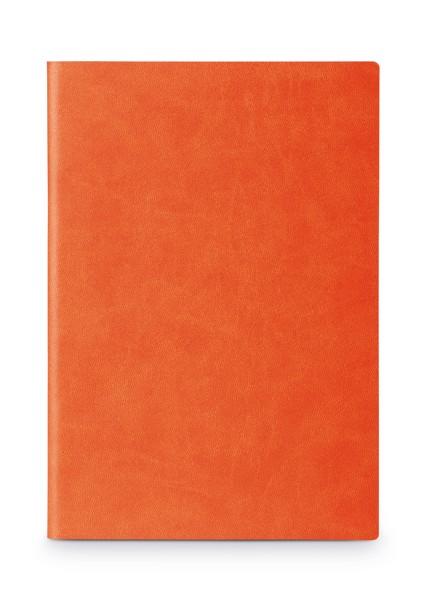 ELIANA. Poznámkový blok A5 - Oranžová