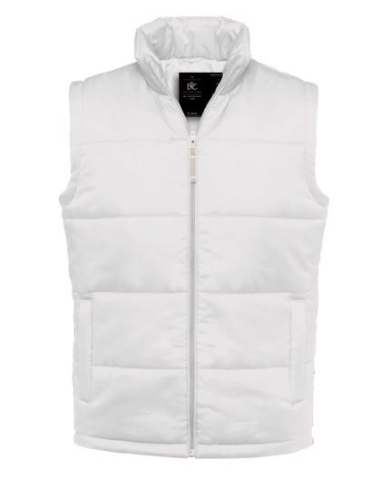 Bodywarmer / Men - White / XL
