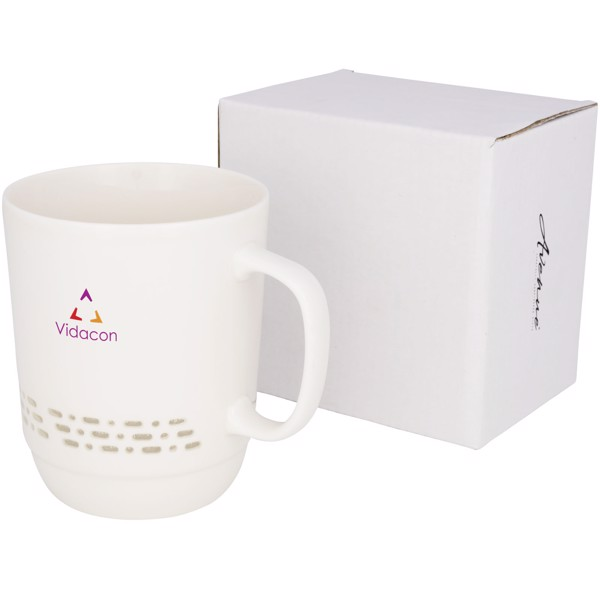 Glimpse 470 ml see-through ceramic mug