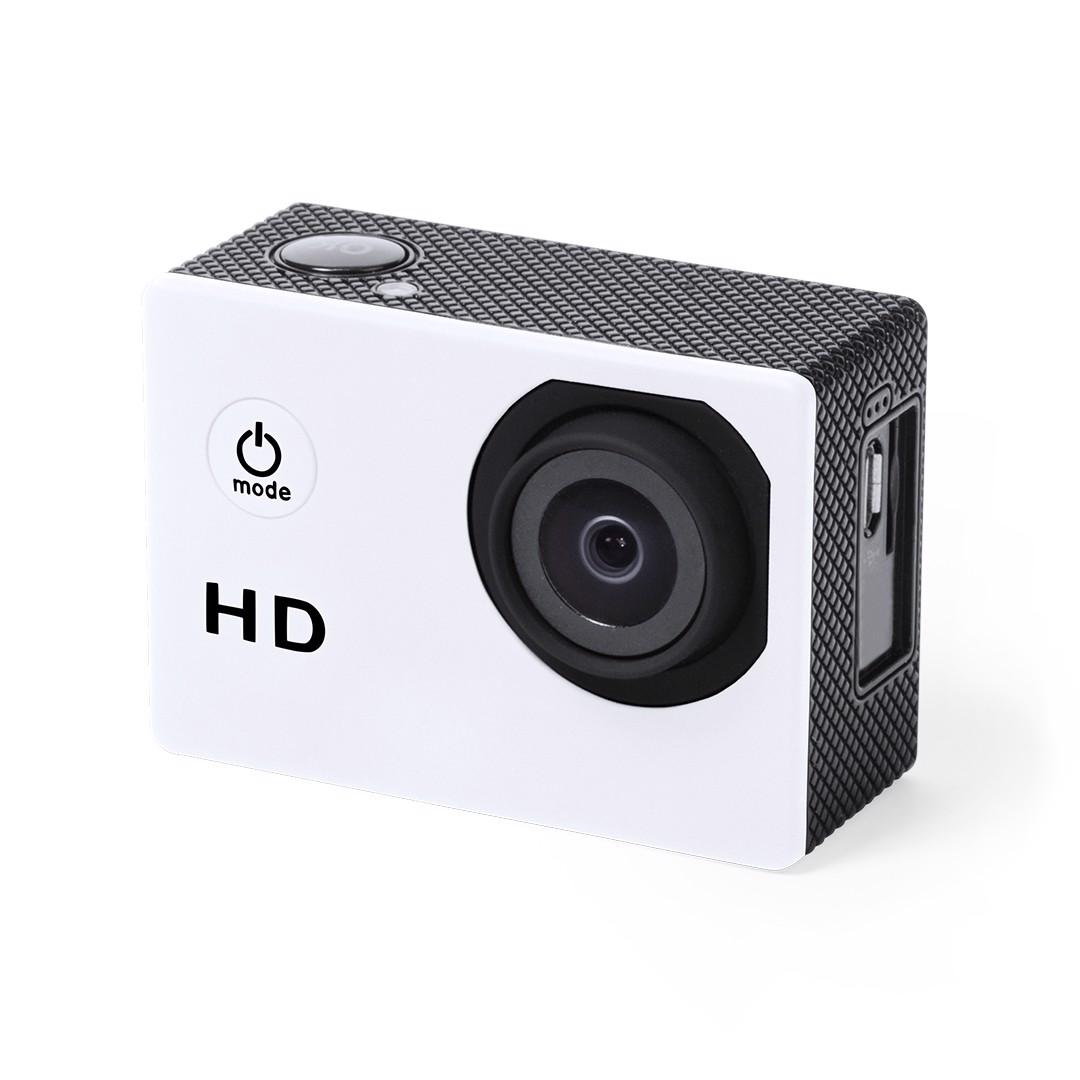 Action Camera Komir - White