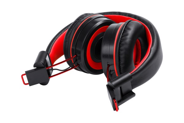 Bluetooth Headphones Tresor - Red