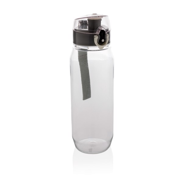 Botella tritan XL 800ml. - Transparente
