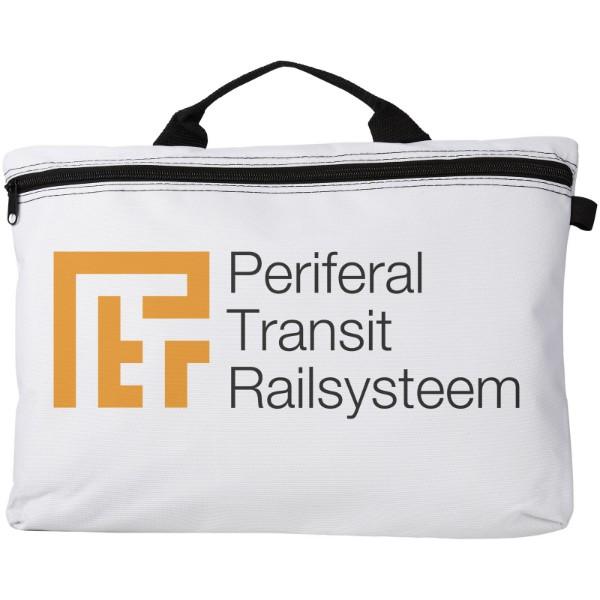 Konferenční taška Orlando - Bílá