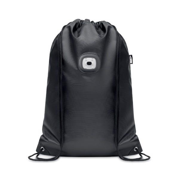 Stahovací batoh se světlem Urbancord