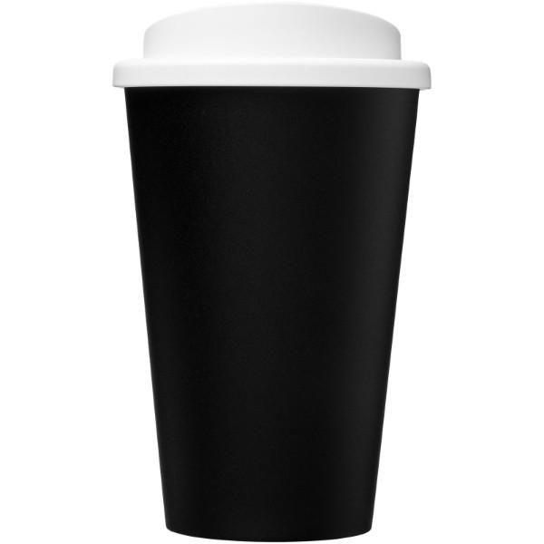 Termo hrnek Americano® 350 ml - Černá / Bílá