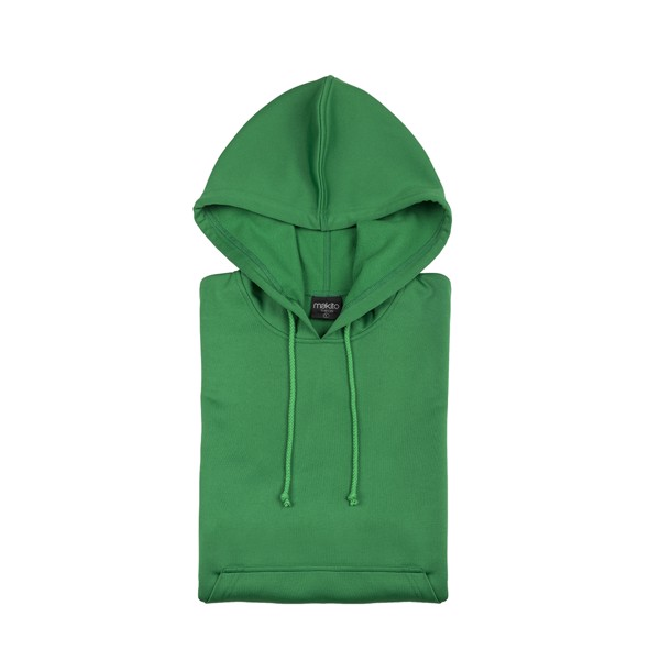 Sudadera Técnica Adulto Theon - Verde / L
