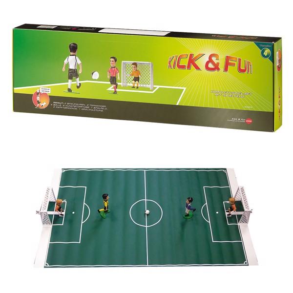 """Kick & Fun """"Version 4"""""""