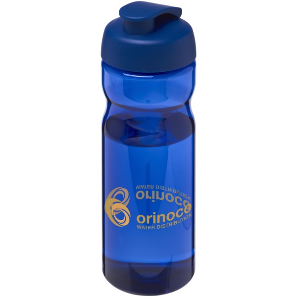 H2O Base® 650 ml flip lid sport bottle - Blue