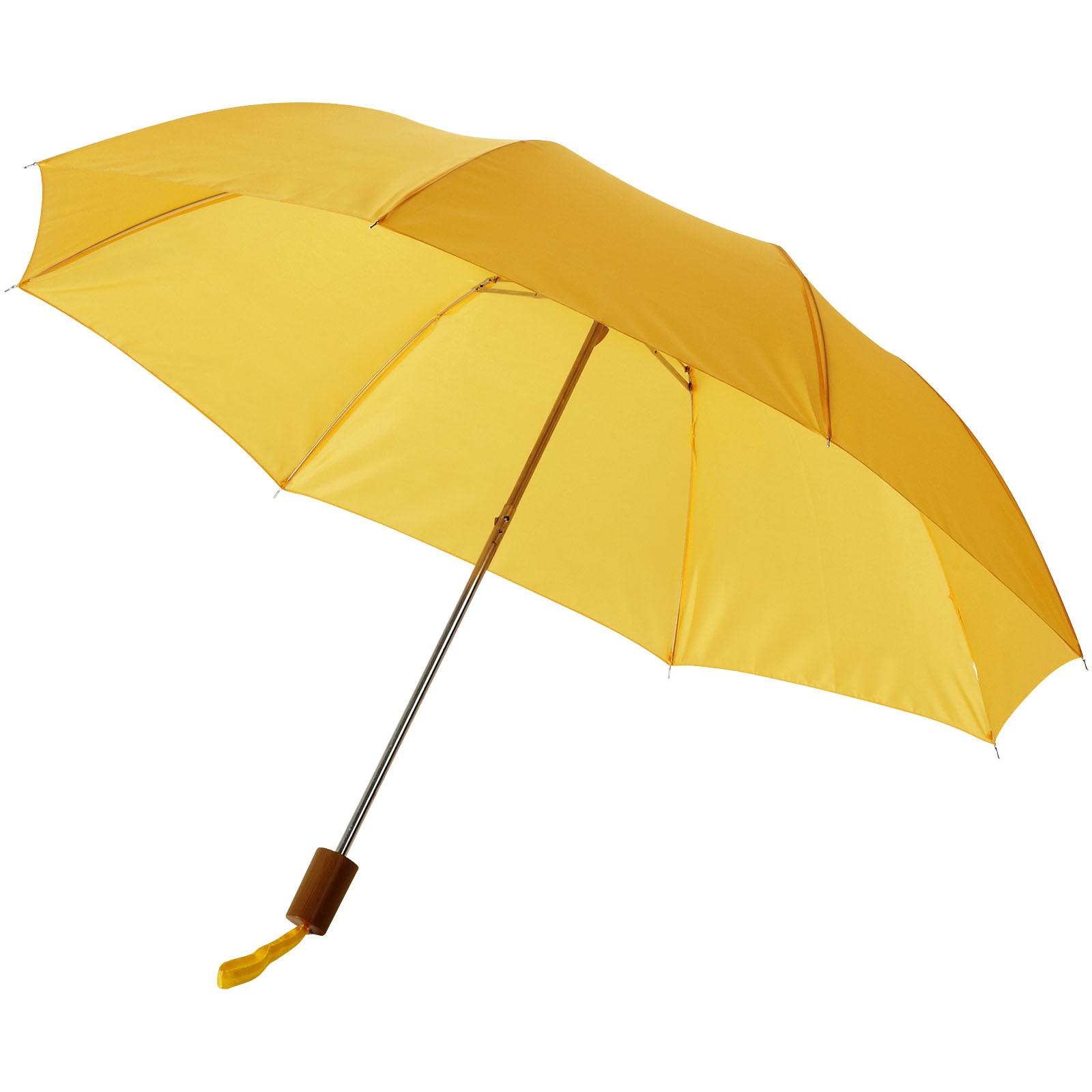 """20"""" skládací deštník Oho - Žlutá"""