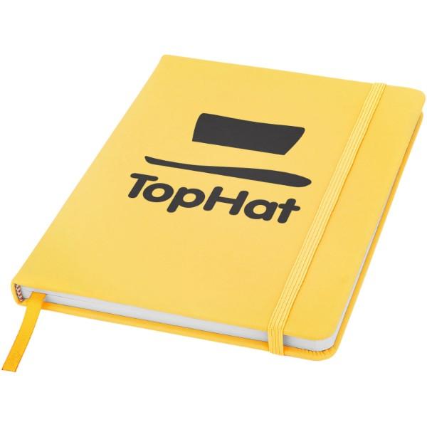 Zápisník s pevnou obálkou A5 Spectrum - Žlutá
