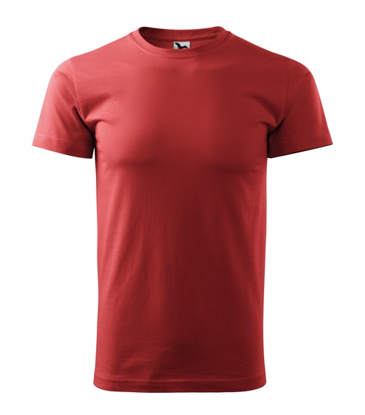 T-shirt men's Malfini Basic - Burgundy / L