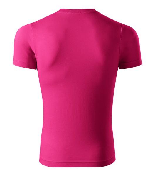 T-shirt unisex Piccolio Paint - Magenta / XL