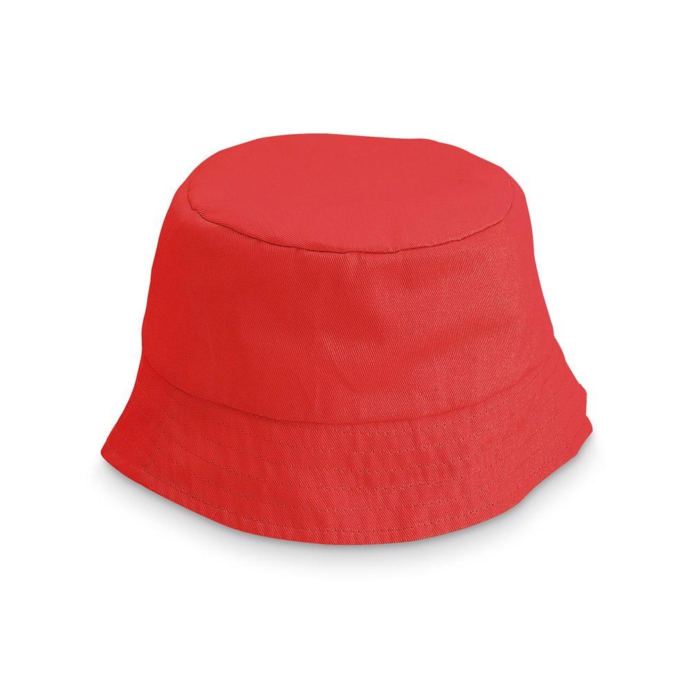 PANAMI. Καπέλο για παιδιά - Κόκκινο