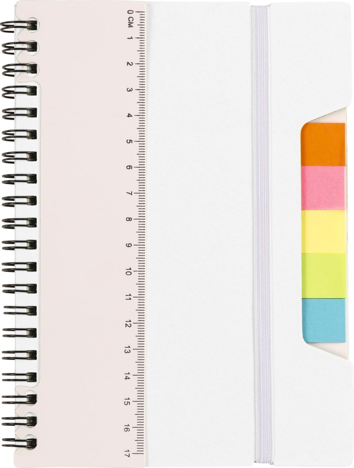 PP notebook - White