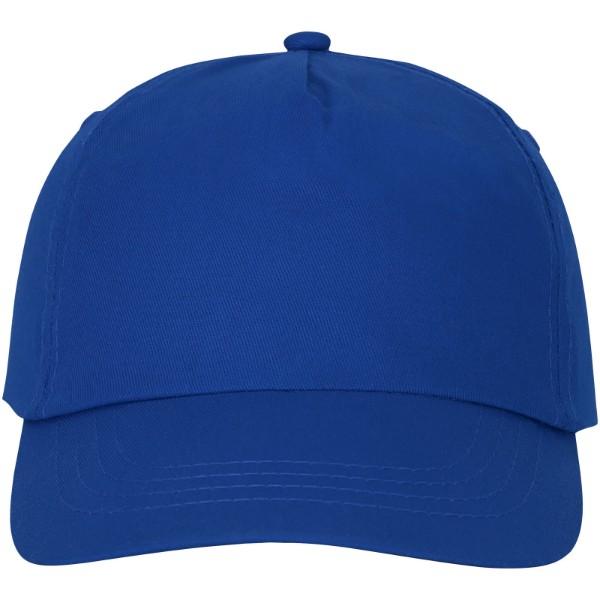 Feniks 5 panel cap - Blue