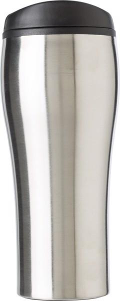 Isolierbecher 'Pyrus' aus Edelstahl