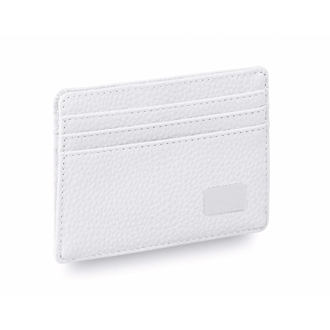 Card Holder Wallet Daxu - White
