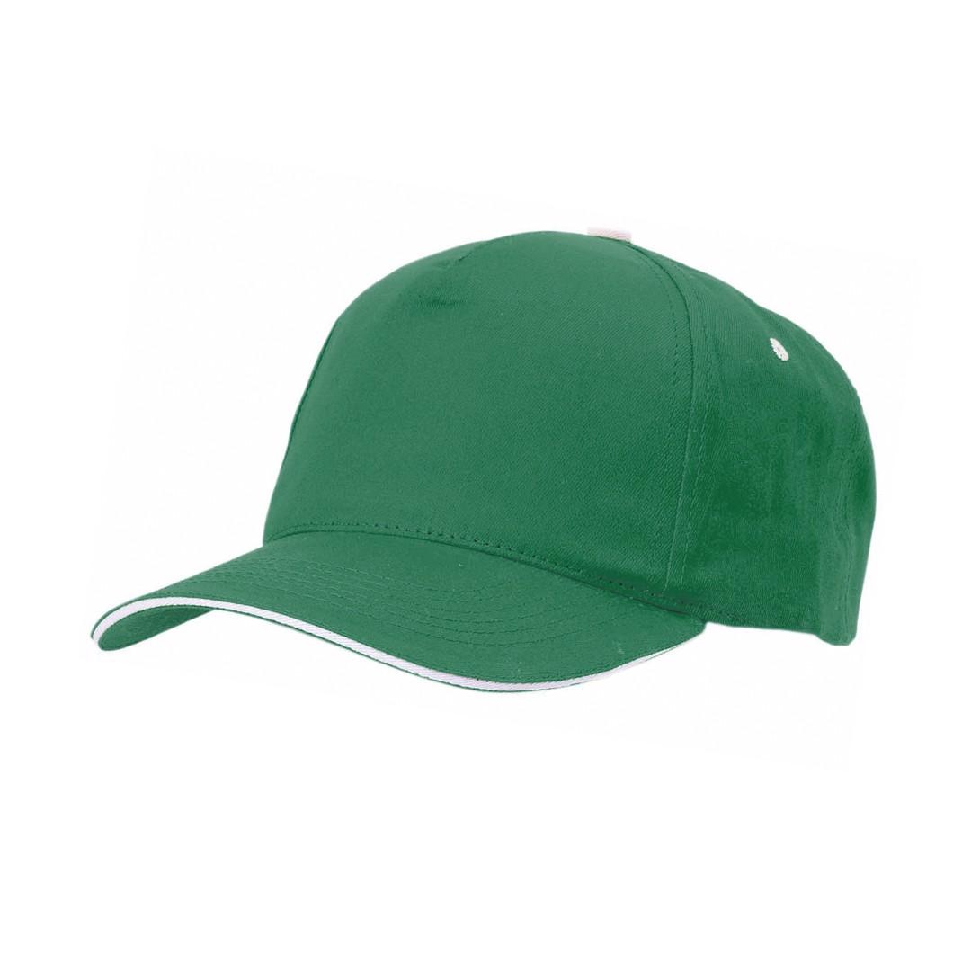 Gorra Five - Verde