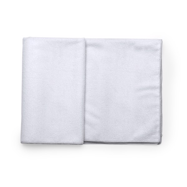 Absorbent Towel Romid - White