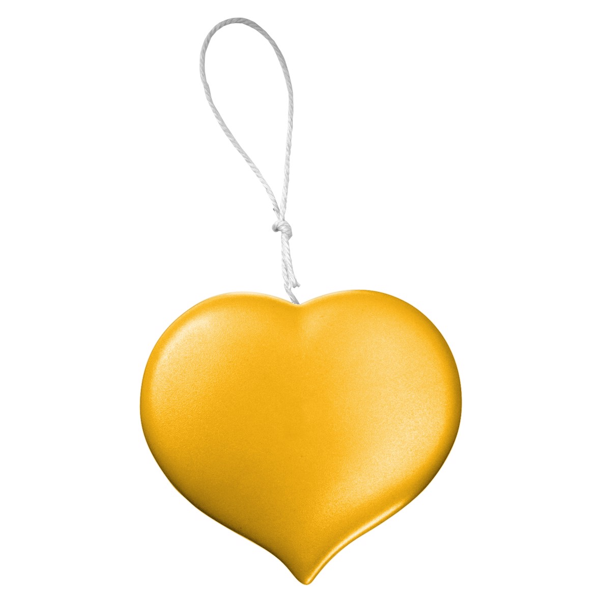 """Yo-Yo """"Heart"""" - Standard-Yellow"""