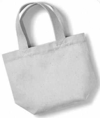 Mini torba EarthAware™ Organic  - Gray