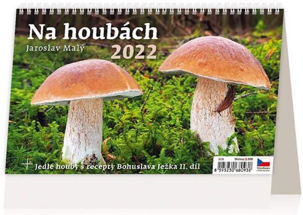 Týdenní kalendář Na houbách 2022