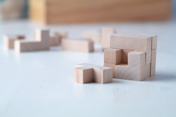 Joc Puzzle Leon - Natural