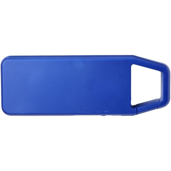 Bluetooth® reproduktor Clip-Clap - Světle modrá