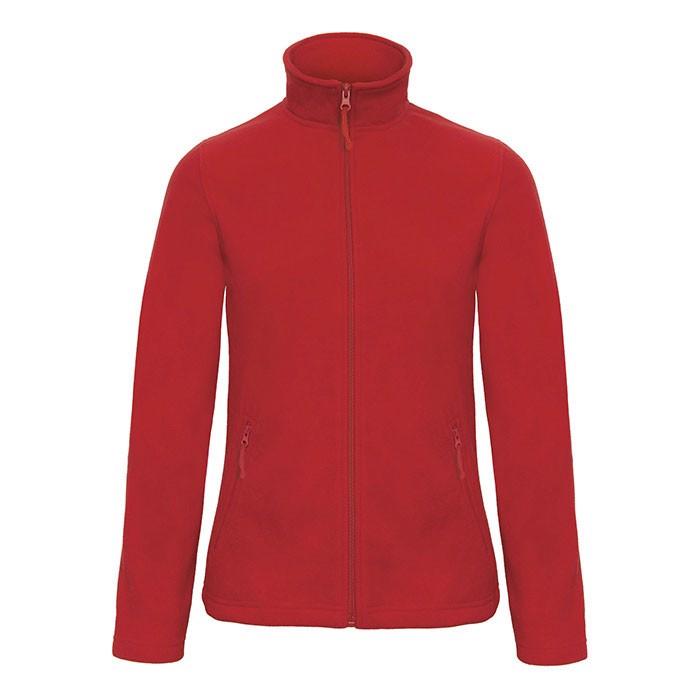 Ladies Polar Fleece 280 g/ Id.501 Women Microfleece Fwi51 - Red / XXL