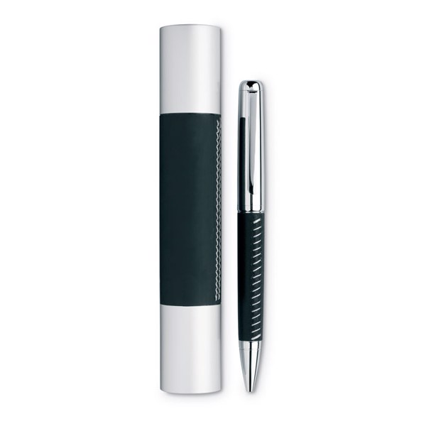 Metal ball pen in box Premier