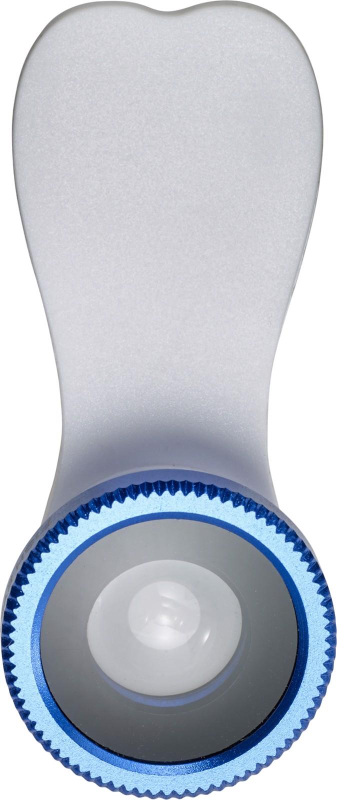 ABS fish eye lens - White
