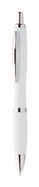 Kuličkové Pero Clexton - Bílá