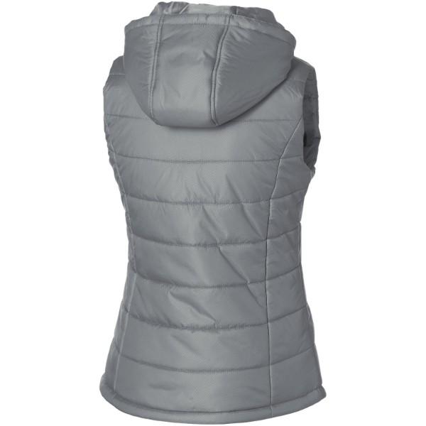 Mixed Doubles ladies bodywarmer - Grey / S