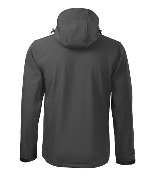 Softshellová bunda pánská Malfini Performance - Ocelově Šedá / 3XL