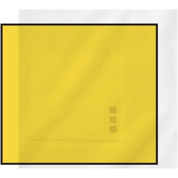 Calgary short sleeve kids polo - Yellow / 152