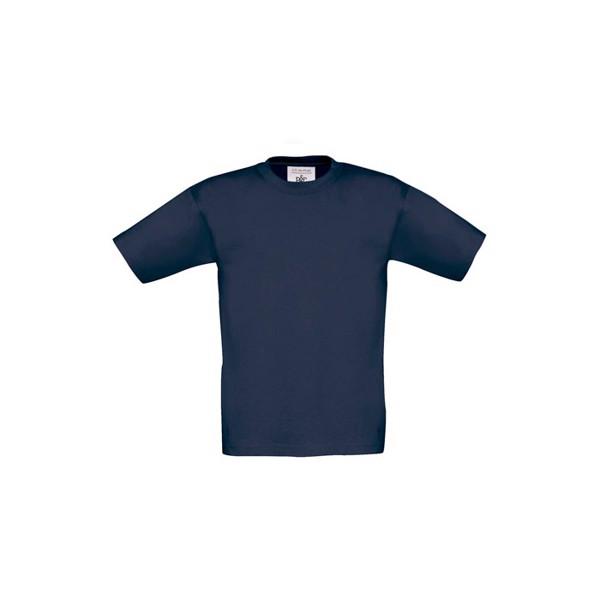 Kids T-Shirt 185 g/m² Exact 190 Kids Tk301 - Navy / L