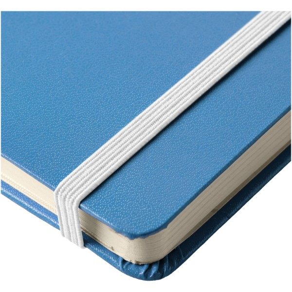 Classic A6 hard cover pocket notebook - Light blue