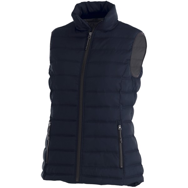 Mercer insulated ladies bodywarmer - Navy / L
