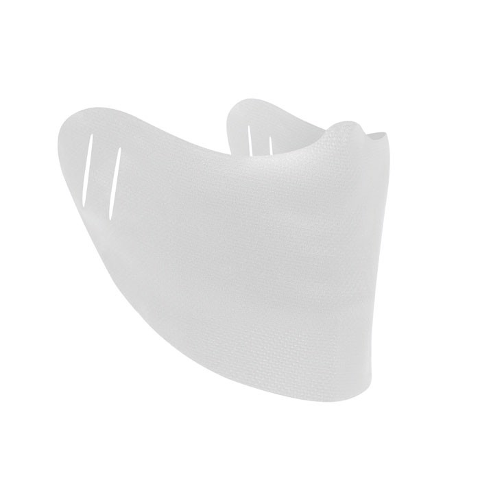 Face cover Coverface - White
