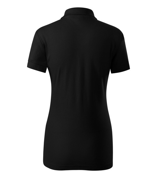 Polo Shirt Ladies Piccolio Joy - Black / M