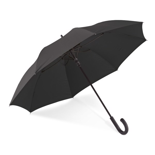 ALBERT. Paraguas con apertura automática - Negro