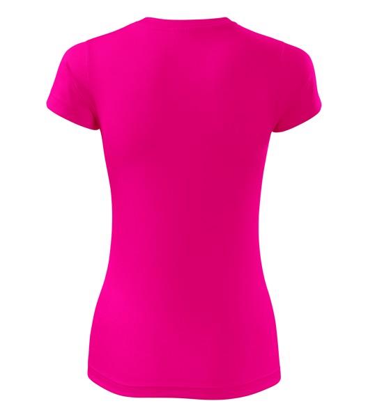 T-shirt women's Malfini Fantasy - Neon Pink / 2XL