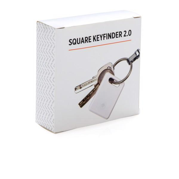 Négyzet alakú kulcskereső 2.0