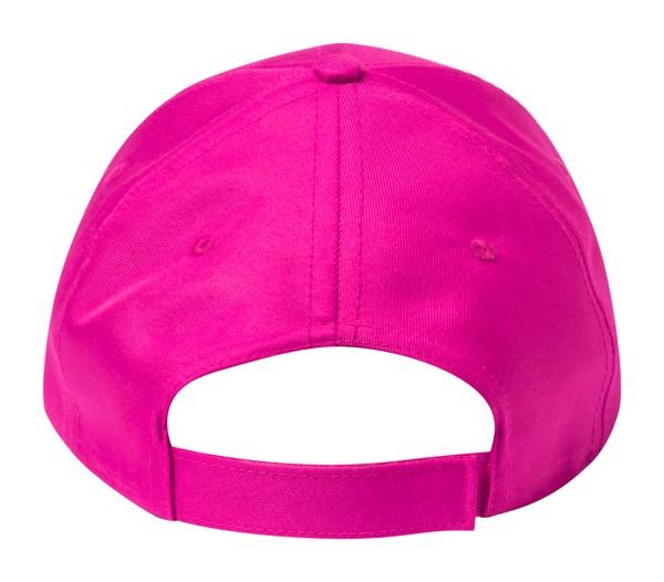 Baseballová Čepice Blazok - Růžová