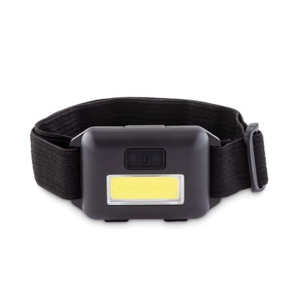 COB 3W head light Mini Pro - Black