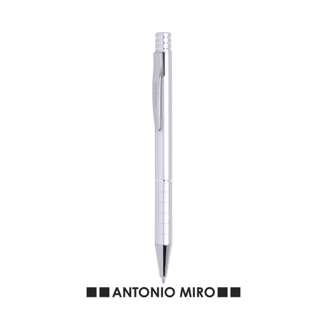 Bolígrafo Samber - Plateado
