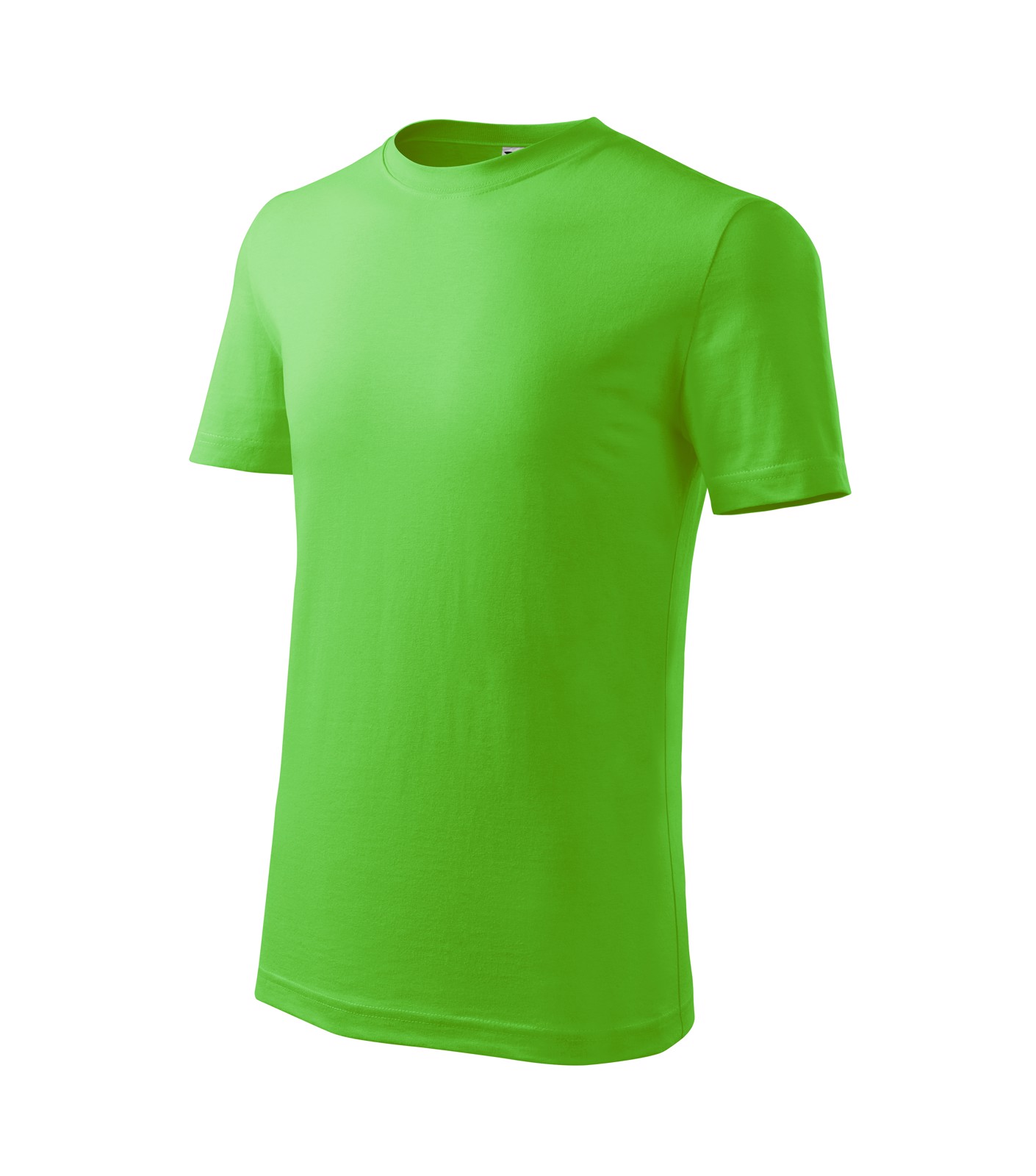 T-shirt Kids Malfini Classic New - Apple Green / 10 years