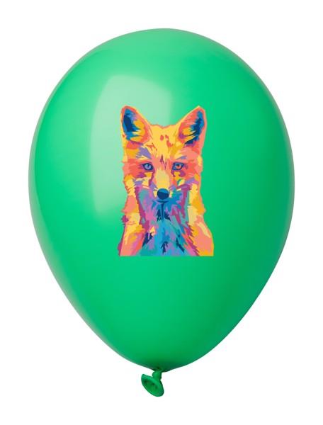 Balonky V Pastelových Barvách CreaBalloon - Zelená