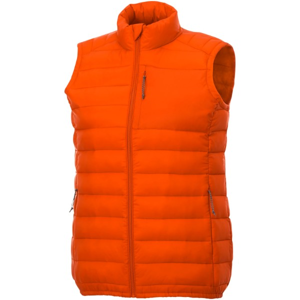 Pallas women's insulated bodywarmer - Orange / L