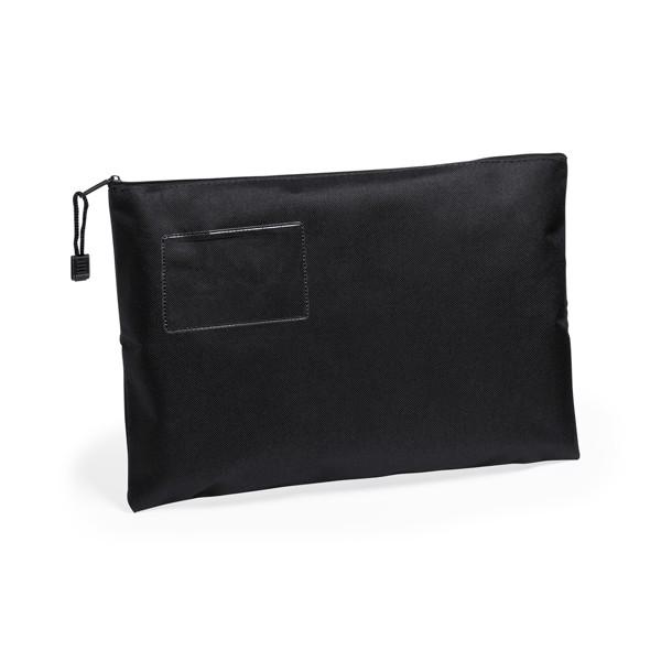 Document Bag Galba - Black